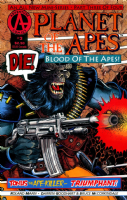 Planet of the Apes: Blood of the Apes #3 (of 4)